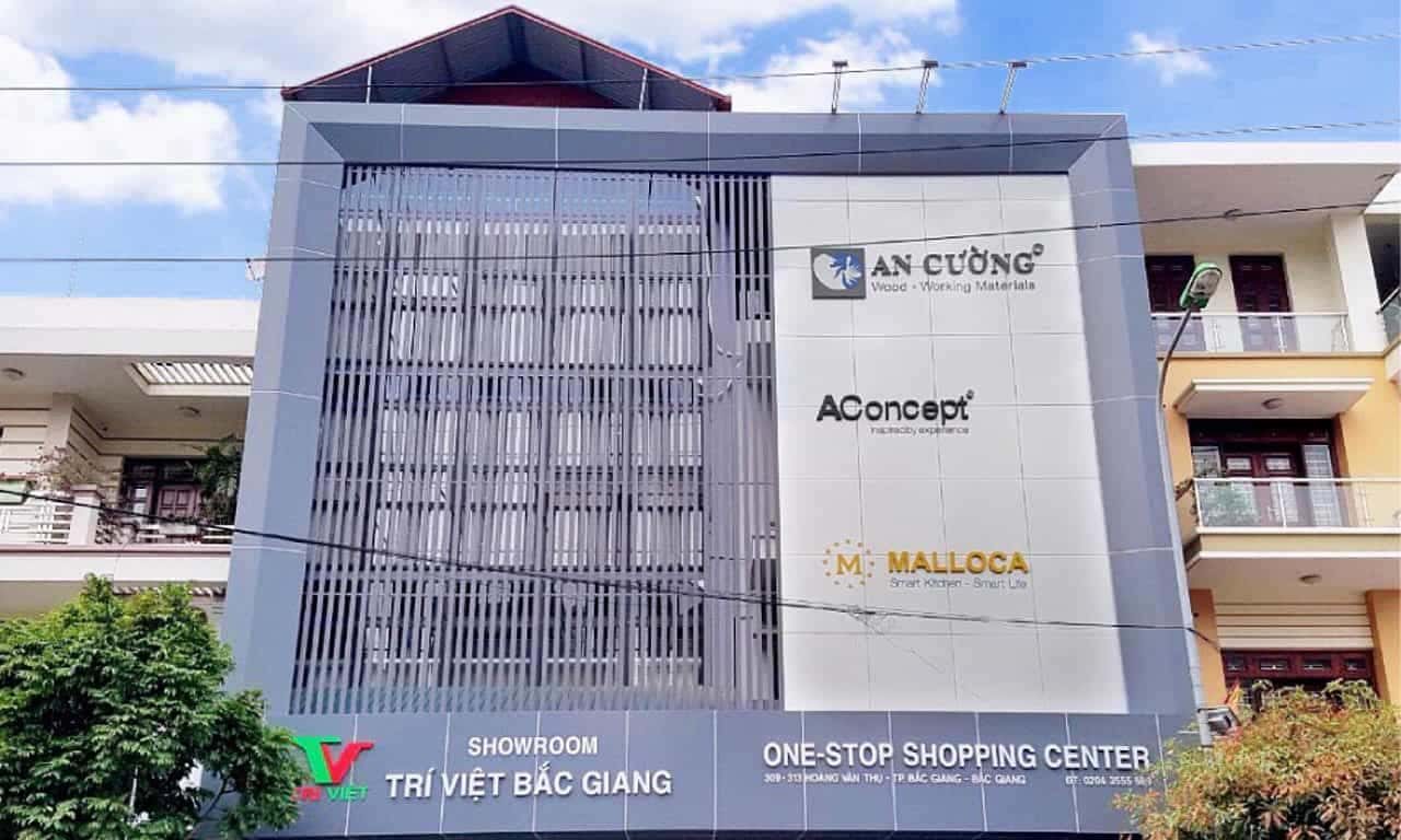 BẮC GIANG ONE-STOP SHOPPING CENTER<br />