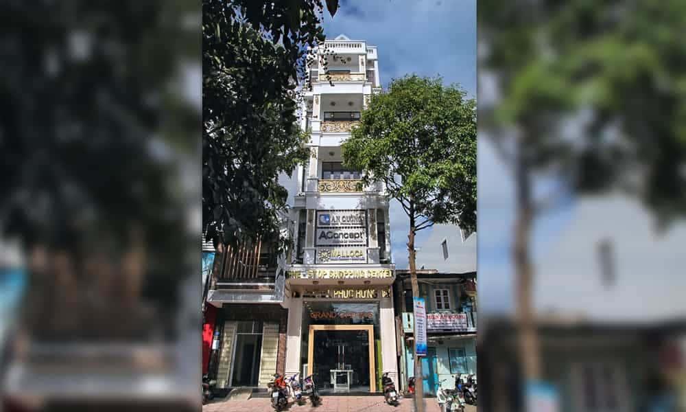 BUÔN MA THUỘT ONE-STOP SHOPPING CENTER<br /> [ PHÚC HƯNG ]