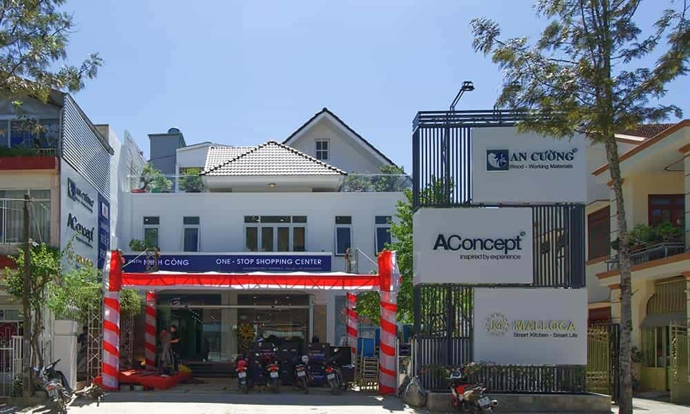 ĐÀ LẠT ONE-STOP SHOPPING CENTER