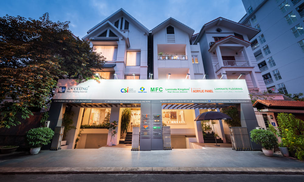 HÀ NỘI SHOW GALLERY AND DESIGN CENTER