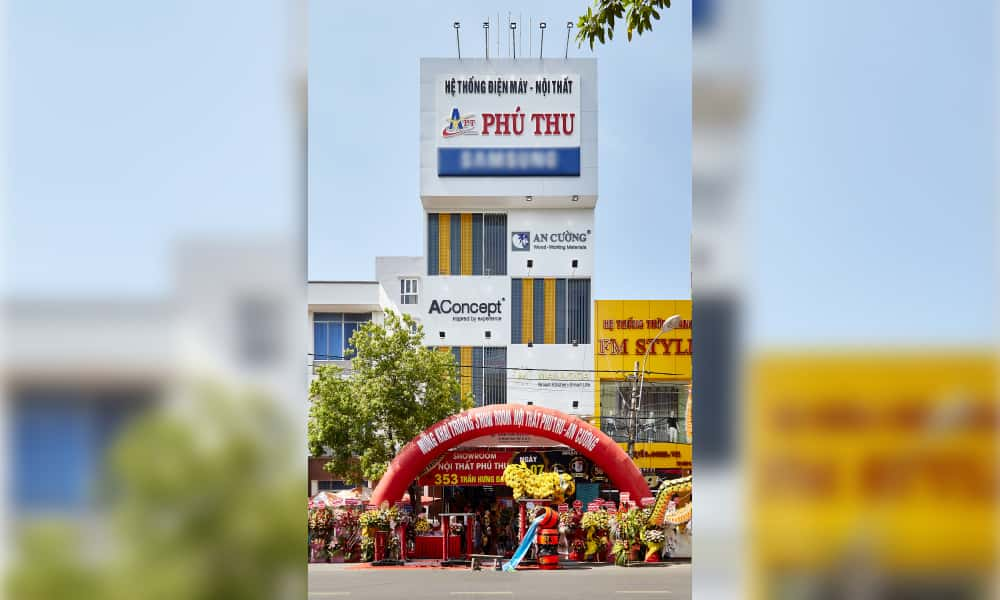 PHÚ YÊN ONE-STOP SHOPPING CENTER (PHÚ THU)