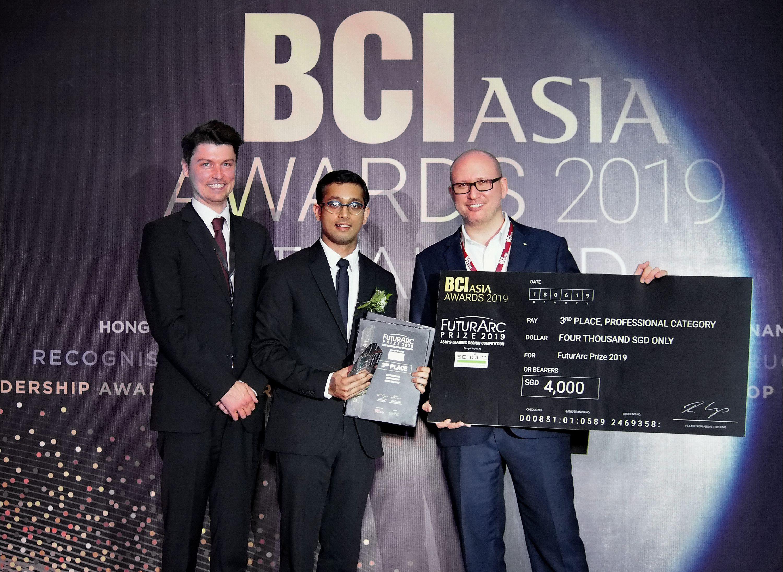 BCI ASIA AWARDS 2019 THAILAND