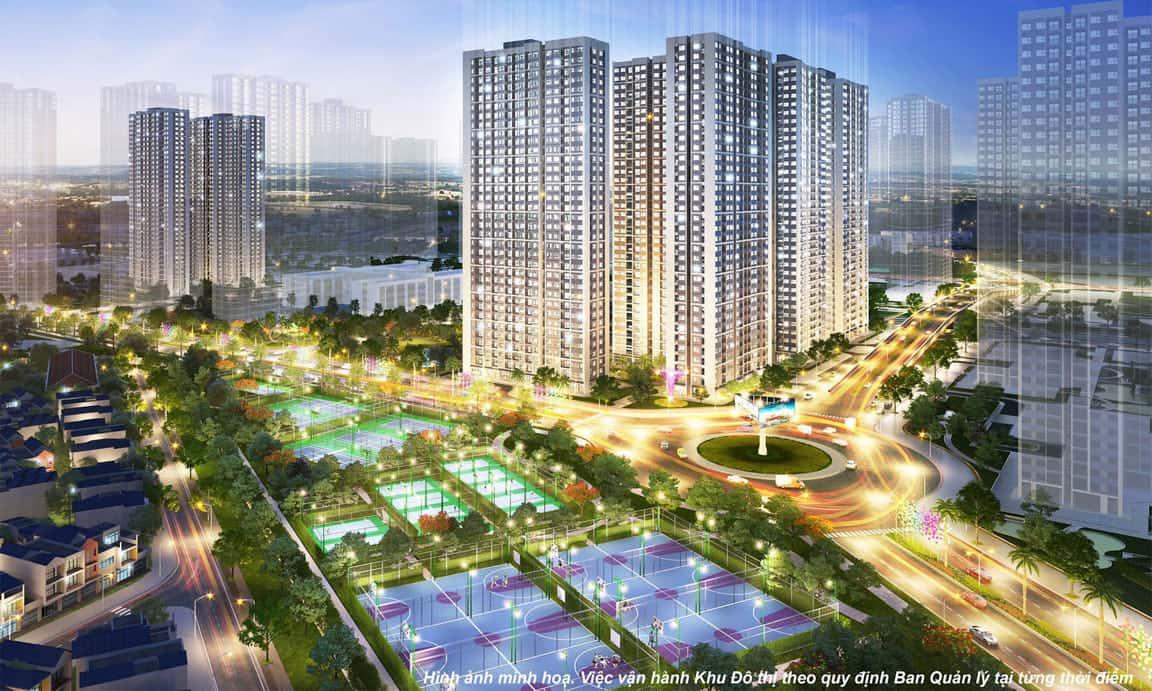 VINHOMES SMART CITY - CĂN HỘ 2 PHÒNG NGỦ (DESIGN & BUILD BY BACAY)