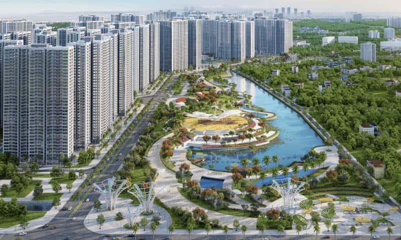 VINHOMES SMART CITY - CĂN HỘ 3 PHÒNG NGỦ (DESIGN & BUILD BY BACAY)