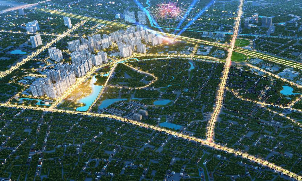 VINHOMES SMART CITY (MEGA MALL) - CĂN HỘ 2 PHÒNG NGỦ
