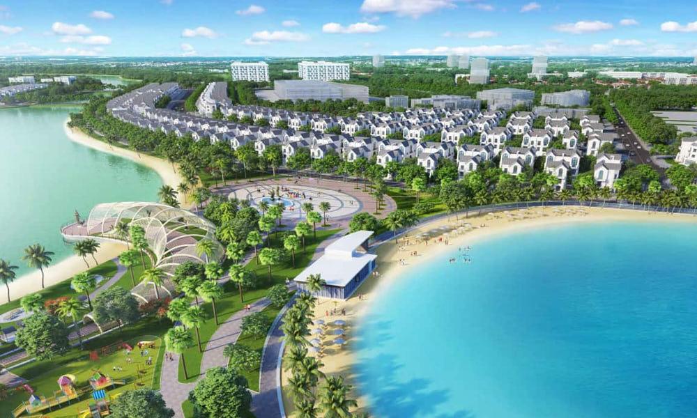 VINHOMES OCEANPARK - CĂN HỘ 2 PHÒNG NGỦ (DESIGN & BUILD BY BACAY)