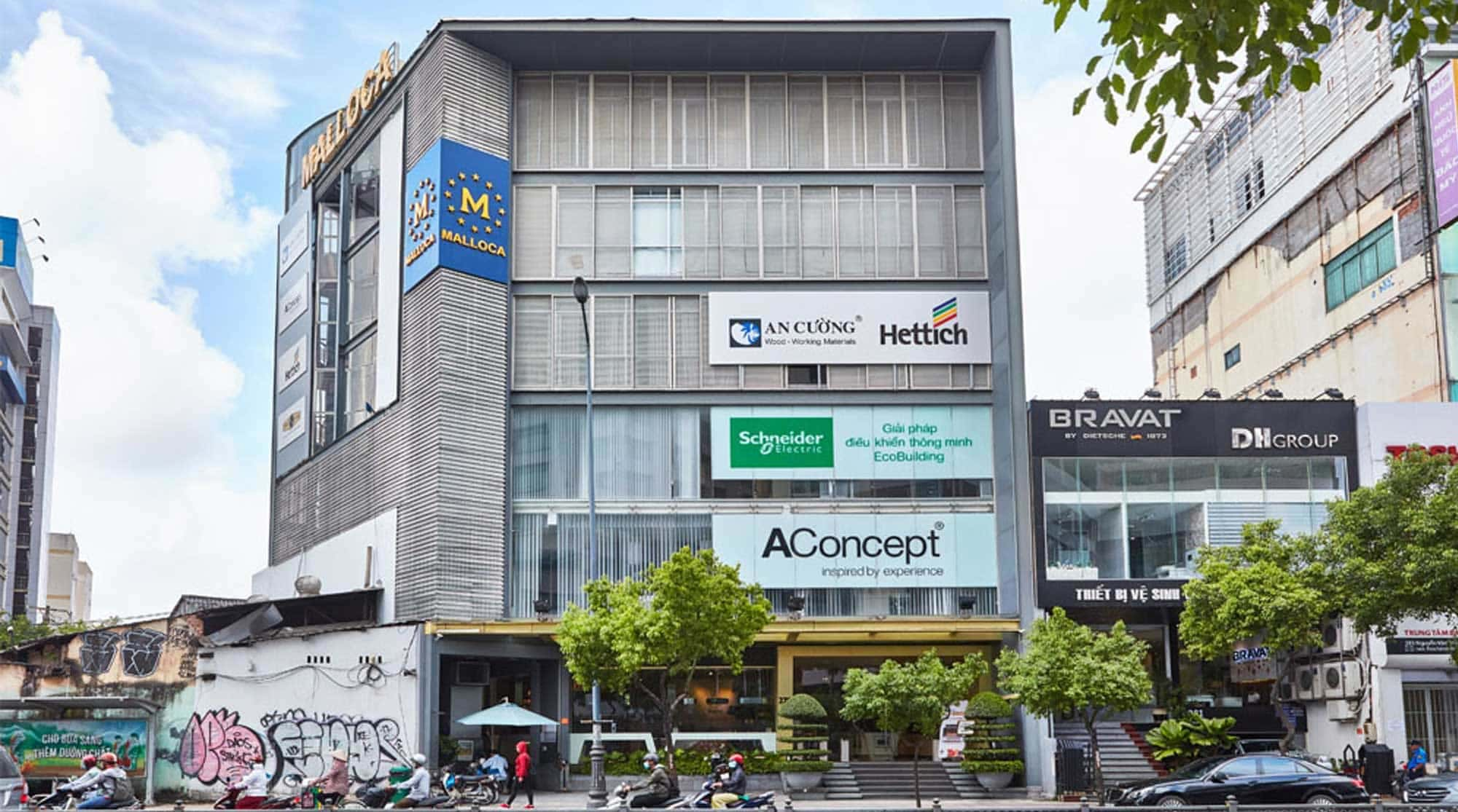 HCM ONE-STOP SHOPPING CENTER