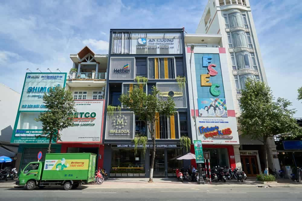 ĐÀ NẴNG ONE-STOP SHOPPING CENTER