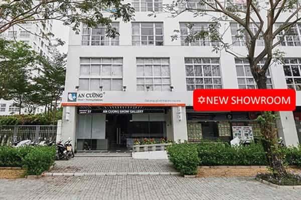 AN CƯỜNG GIỚI THIỆU NEW SHOW GALLERY & DESIGN CENTER TẠI PHÚ MỸ HƯNG - HAPPY VALLEY BLOCK A