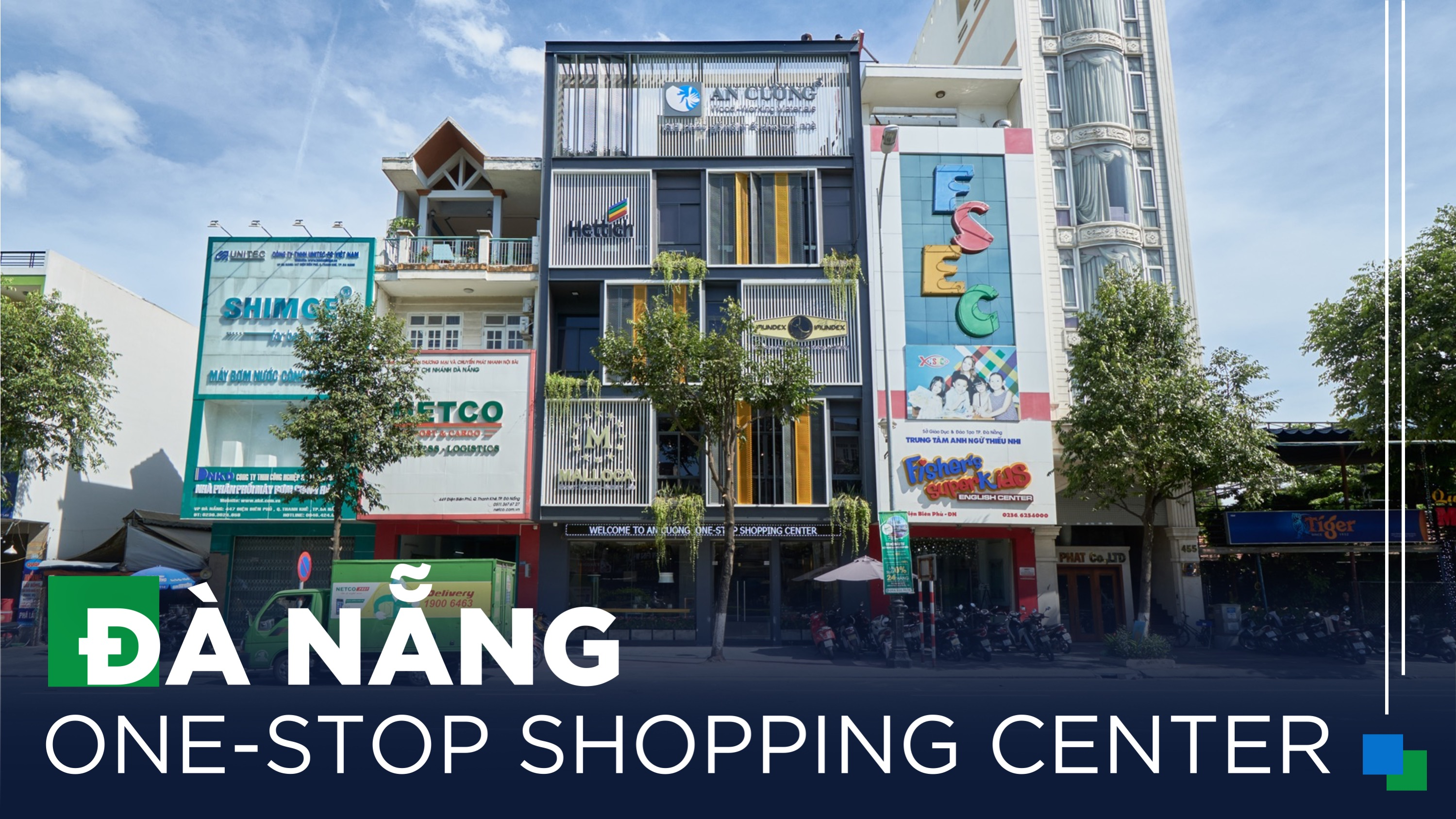 An Cường Đà Nẵng One-Stop Shopping Center | Khám Phá Showroom Vật Liệu Lớn Nhất Miền Trung