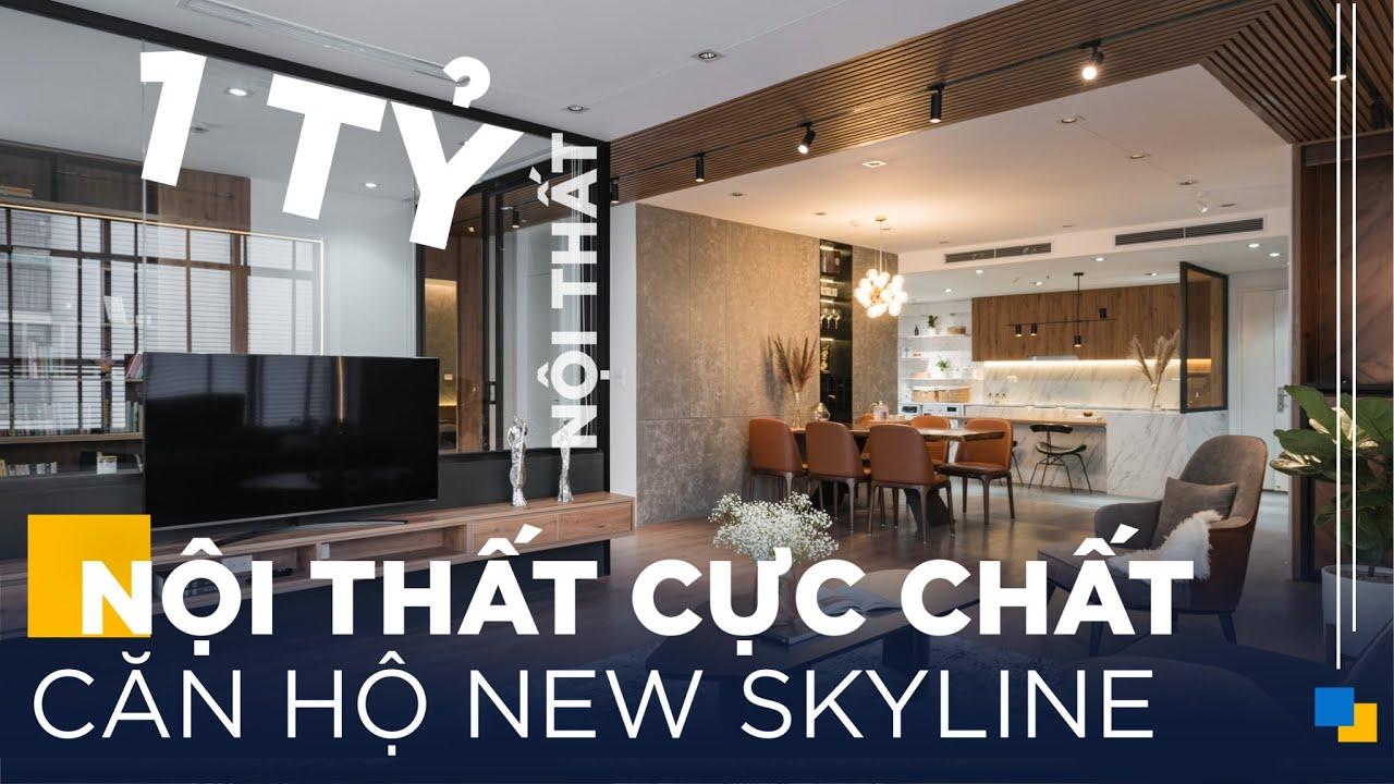 Nội Thất Cực Chất Căn Hộ New Skyline | Gỗ An Cường x BA Design