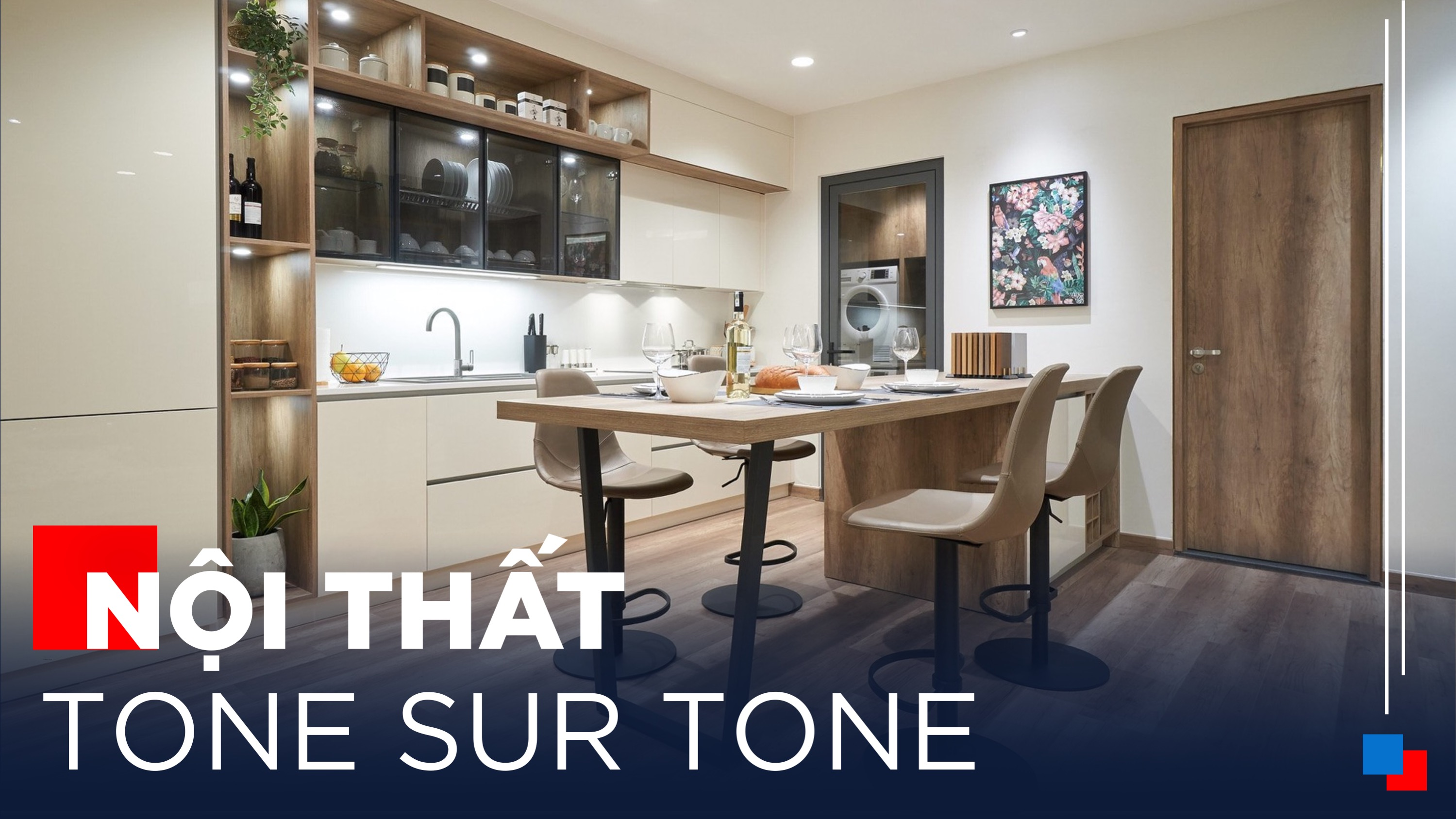 Gỗ An Cường | Giải Pháp Nội Thất Tone - Sur - Tone