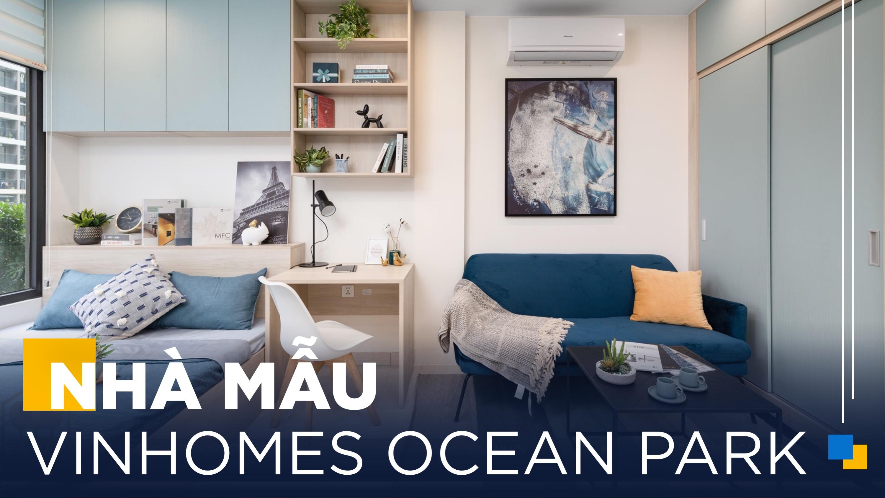 Gỗ An Cường | Biến Hoá Nội Thất Trong Căn Hộ Studio Vinhomes Ocean Park
