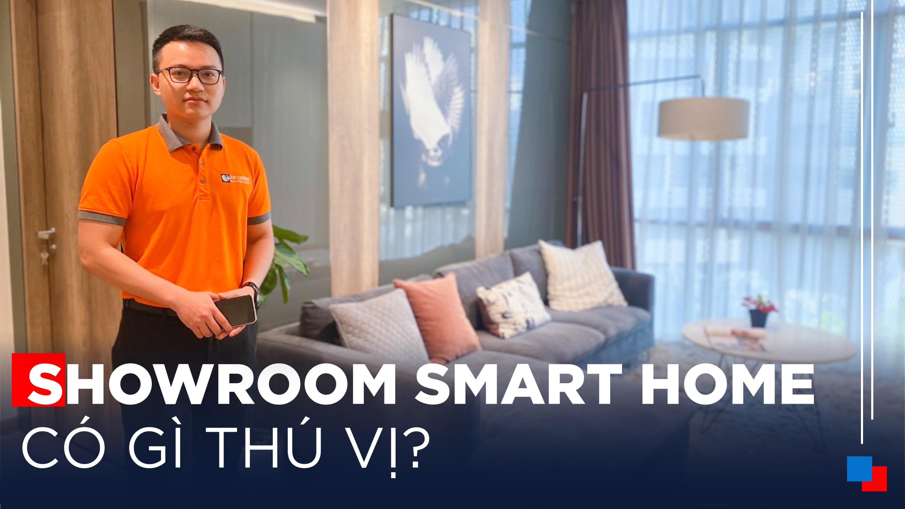 Showroom Smart Home Của An Cường Có Gì Thú Vị?